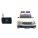 Remote Control Police Car 