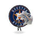 Astros World Series Flag