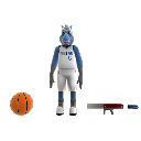 Mascotte Champ (Mavericks)
