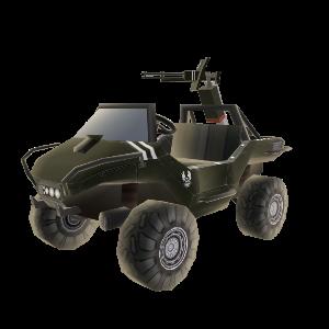 Halo 4 Warthog