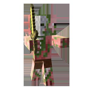 Cochon zombie
