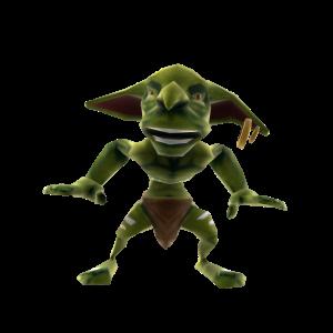 Goblin Pet