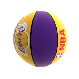 LA Lakers Basketball