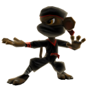 Ninja Monkey