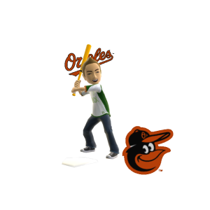 Orioles Home Run