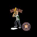 Astros Home Run