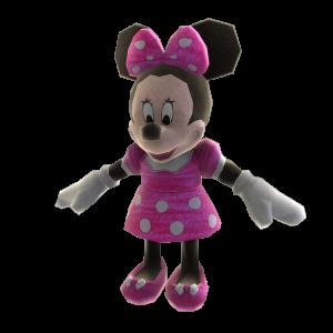 Peluche de Minnie Mouse