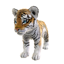 Zoo Tycoon Siberian Tiger