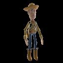 Pupazzo di Woody