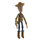 Brinquedo Woody