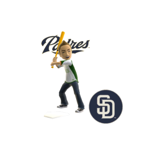 Padres Home Run