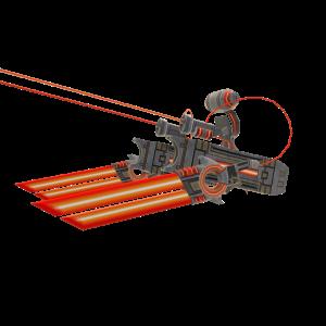 Alpha 3D Blades Prop