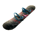 Blunt Snowboard