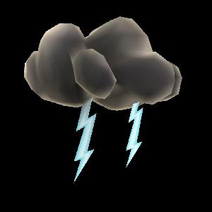 Tempête électrique