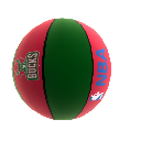 Balon de basketball Milwaukee