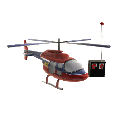 KEOC R/C News Chopper