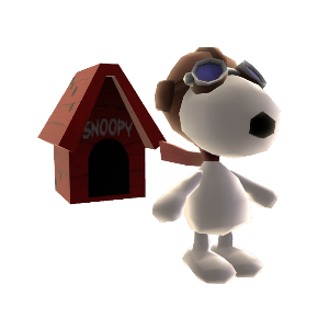 Snoopy's Doghouse