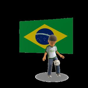 Brazil Soccer - World Class
