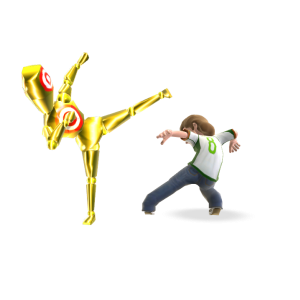 Training Statues - Gold