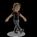 Steve gågang