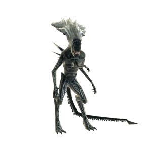 Avatar-Alien-Pet - Königin