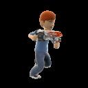 Nerf Revonix 360 Toy Blaster