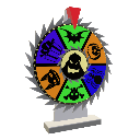 Trick or Treat Prize Wheel