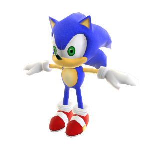 Sonic Plushie 