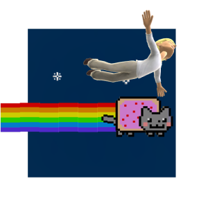 Nyan Cat Buddy