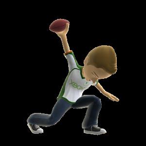 Touchdown Dance