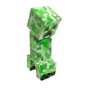 Minecraft Creeper esplosivo