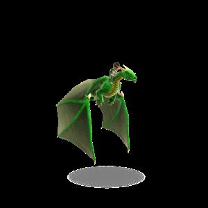 Green Dragon - Mega
