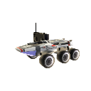 RC Mako Mass Effect