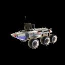 Mako teledirigido de Mass Effect