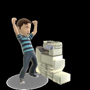 Copy Machine Prop