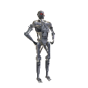 T2: T-800 endoskeleton