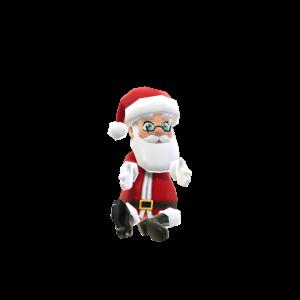 Dab Santa