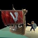 Viking Longboat