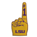LSU Item de Avatar