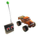 Monster Truck Potente Piedone