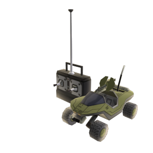 Warthog RC Halo