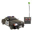Voiture de police Driver SF