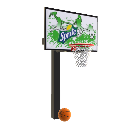 Dunk kiss the rim Sprite 