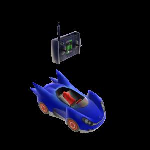 Accessoire Voiture de Sonic
