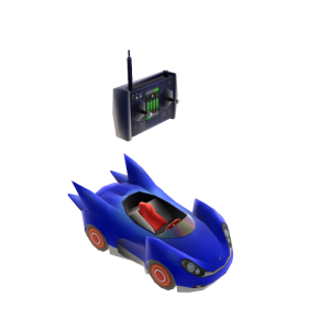 Sonic Car Prop