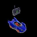 Giocattolo auto di Sonic