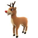 Flying Reindeer Pet 