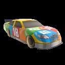Kyle Busch Car