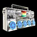 Riptide's Boombox
