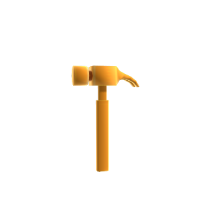 Fix-It Felix Jr. Handy Hammer